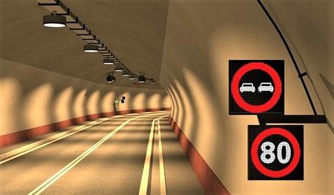 İzmir'in en uzun tüneli Kordsa ile güçleniyor