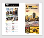 İş Makinası - Forum Makina dergisi 72'inci sayısı sitemize yüklendi Forum Makina