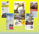 İş Makinası - Forum Makina dergisi 73'inci sayısı sitemize yüklendi Forum Makina