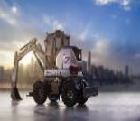 İş Makinası - Geleceğin iş makinesi HİDROMEK HICON 7W ikinci tasarım ödülünü kazandı Forum Makina