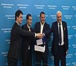 İş Makinası - Limak İnşaat'tan 224 milyon euroluk metro hattı Forum Makina