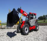 İş Makinası - Manitou inşaat sektörüne yapılan satışlarla büyüdü Forum Makina