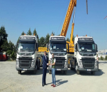 İş Makinası - Sistem Vinç Volvo Trucks'tan vazgeçmiyor Forum Makina