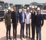 İş Makinası - Karmak İnşaat filosuna 20 yeni Volvo kamyon ekledi Forum Makina