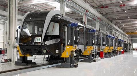 İhraç edilecek ilk yerli metrolar 2018 yılında teslim ediliyor