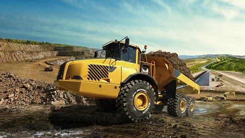 İş Makinası - Michelin'den madencilik ve inşaat sektörüne özel yeni lastikler
