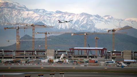 """""""Yurtdışında toparlanan inşaat sektörü yurtiçinde destek bekliyor"""""""