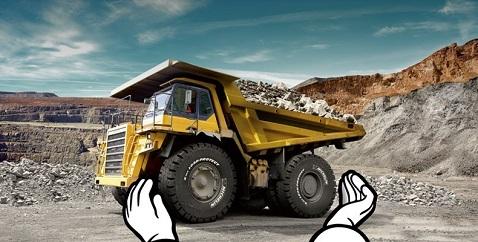 İş Makinası - Michelin madencilikte etkinliğini 360 derece artırıyor