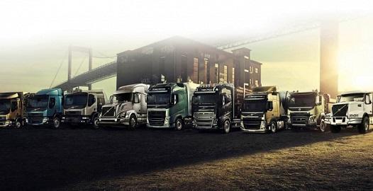 Volvo Trucks, son 20 yılın en yüksek pazar payına ulaştı