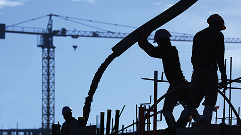 Hazır beton sektörü geleceğe dair umut besliyor