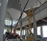 İş Makinası - Acarlar Makine'nin örümceği üçüncü havaalanı projesinde Forum Makina
