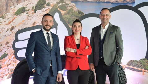 Michelin, yeni ağır vasıta lastikleri ile tüm Türkiye yollarında