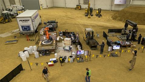 İş Makinası - Caterpillar, NASA ile Mars'ta yaşam tasarlıyor