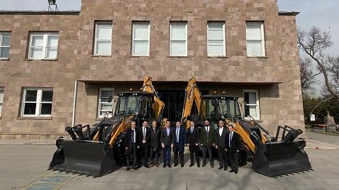 Case İş Makineleri, Avrupa Yakasında İstanbul FİAT ile hizmet verecek