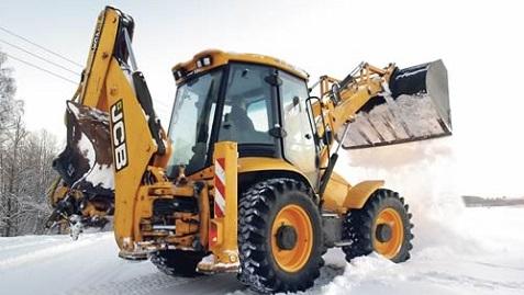 SİF İş Makinaları'ndan yeni kış fırsatı