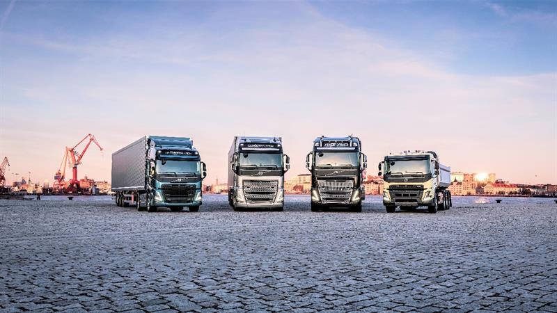 Volvo Trucks'tan sürücü odaklı yeni nesil araçlar