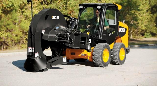 İş Makinası - JCB, yeni mini yükleyicisi PowerBoom ile ödül kazandı