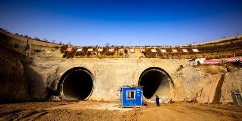 Çin'de 1.000 kilometrelik tünel planları