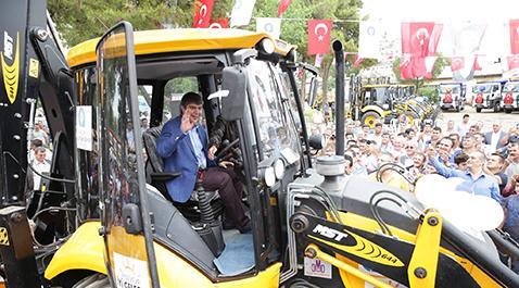 Antalya Büyükşehir Belediyesi de MST'yi tercih etti