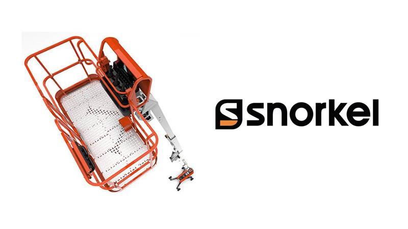Snorkel'den dünyanın büyük teleskopik bomlu platformu