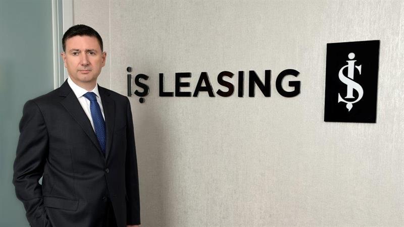 İş Finansal Kiralama'nın yeni Genel Müdürü Şafak Öğün oldu