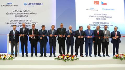 İş Makinası - ENERGO-PRO'dan Ankara'ya stratejik yatırım