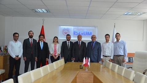 Platformder, sektörün gündemini Ankara'ya taşıdı
