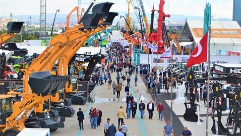 Ankara'nın yeni fuar merkezi KOMATEK 2019'a yetişecek mi?