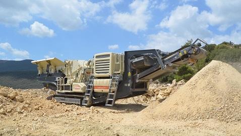 İş Makinası - Can Hafriyat'ın Metso'su taşları Borusan güvencesi ile kırıyor