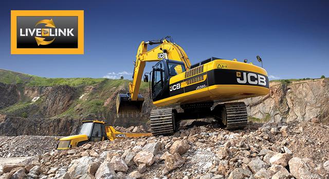 İş Makinası - JCB LiveLink ile makineler bakımlı, verimli ve güvenli çalışıyor