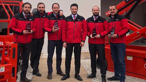 ELS Lift, Bauma'da üç yeni ürününü tanıttı