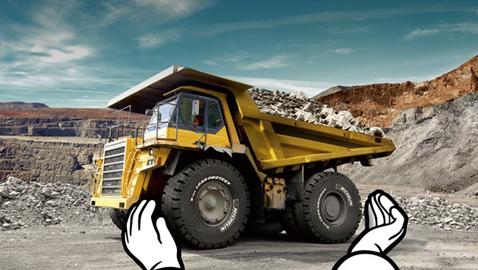 İş Makinası - Michelin'in cirosu arttı