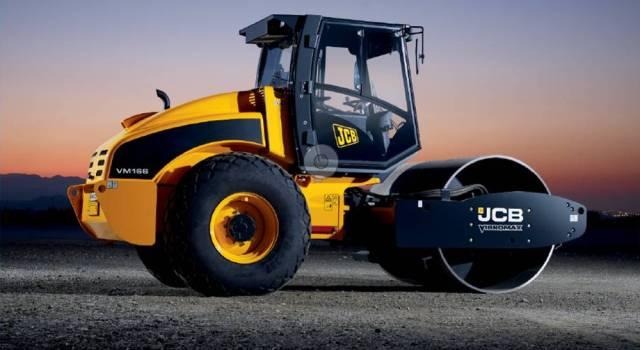 İş Makinası - JCB Vibromax Yol Silindirleri artık SİF İş Makinaları güvencesinde