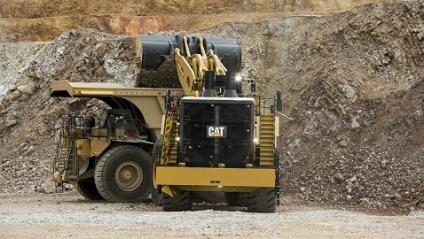 İş Makinası - Yeni iş modeli ile Borusan CAT'ten maden sahalarına tam destek