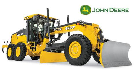 İş Makinası - John Deere iki yeni greyder modeliyle Avrupa pazarına giriyor