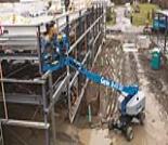 İş Makinası - Genie, doğaya saygılı platformlarıyla Bauma'da olacak Forum Makina