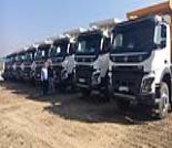 İş Makinası - Güvensoy İnşaat, ilk Volvo kamyonlarını aldı Forum Makina