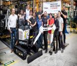 İş Makinası - Bobcat'in ilk elektrikli mini ekskavatörü E10e banttan indi Forum Makina