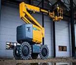 İş Makinası - Haulotte Elektrikli HA 20 LE PRO ile sıfır emisyon, yüksek verimlilik Forum Makina