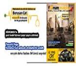 İş Makinası - Forum Makina 94'üncü sayısı yayında! Forum Makina