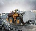 İş Makinası - Volvo İş Makinaları, İzmir'de mermer sektörüyle buluşuyor Forum Makina